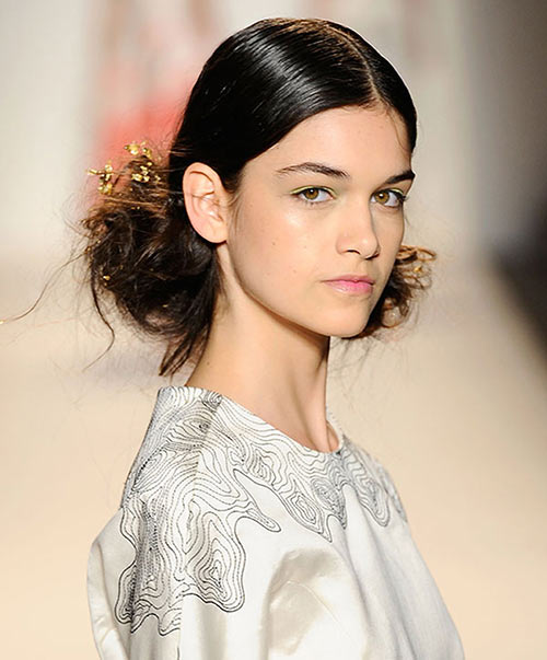 Hottest Runway Hairstyle Trends 2014