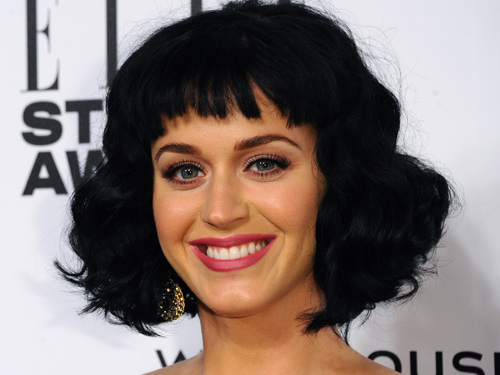 Katy Perry Hair Styles: Best Bob Hairstyles For 2014