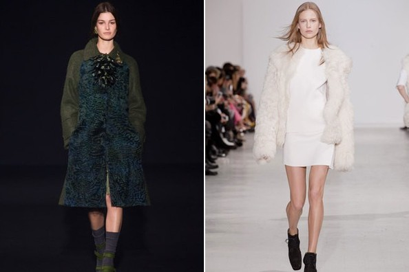 Fur Trends for Fall 2014