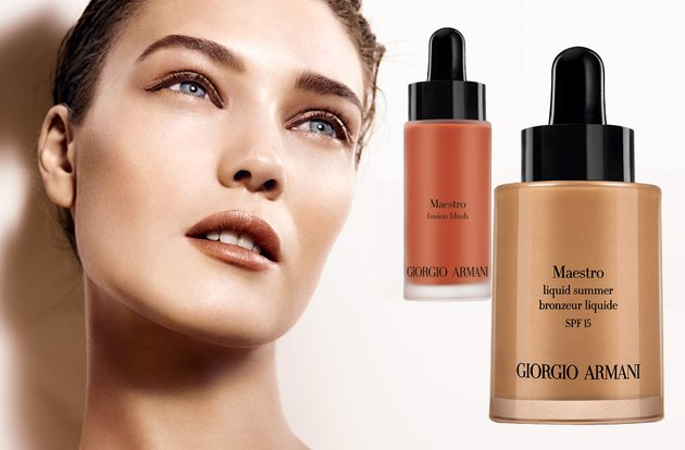 Giorgio Armani Maestro Mediterranea Summer 2014 Makeup Collection