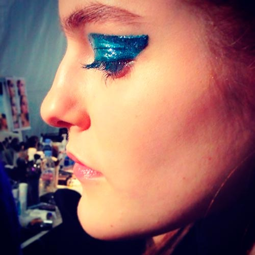 Fall 2014 Makeup Trends from Paris Fashion Week