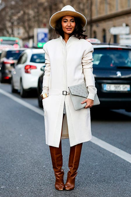 Paris Fashion Week Fall 2014 Best Street Style Looks