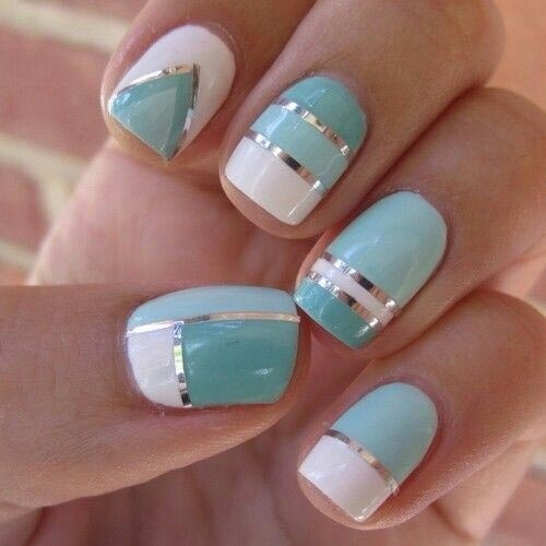 Cool Pastel Nail Designs To Try This Spring