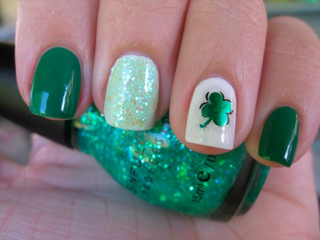 Cool St Patrick S Day Nail Art Designs To Try Beauty Tips Hair Care