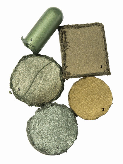 Hottest Spring 2014 Makeup Colors