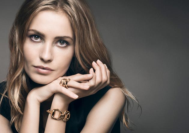 Gucci Watches and Jewelry 2015 Campaign