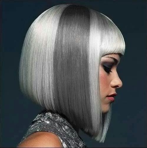 Colors to Cover Grey Hair - 12 December 2014 - Fashion Talk