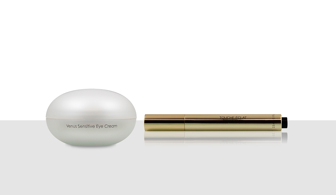 Celestolite Venus Sensitive Eye Cream, YSL Touche Eclat Radiant Touch