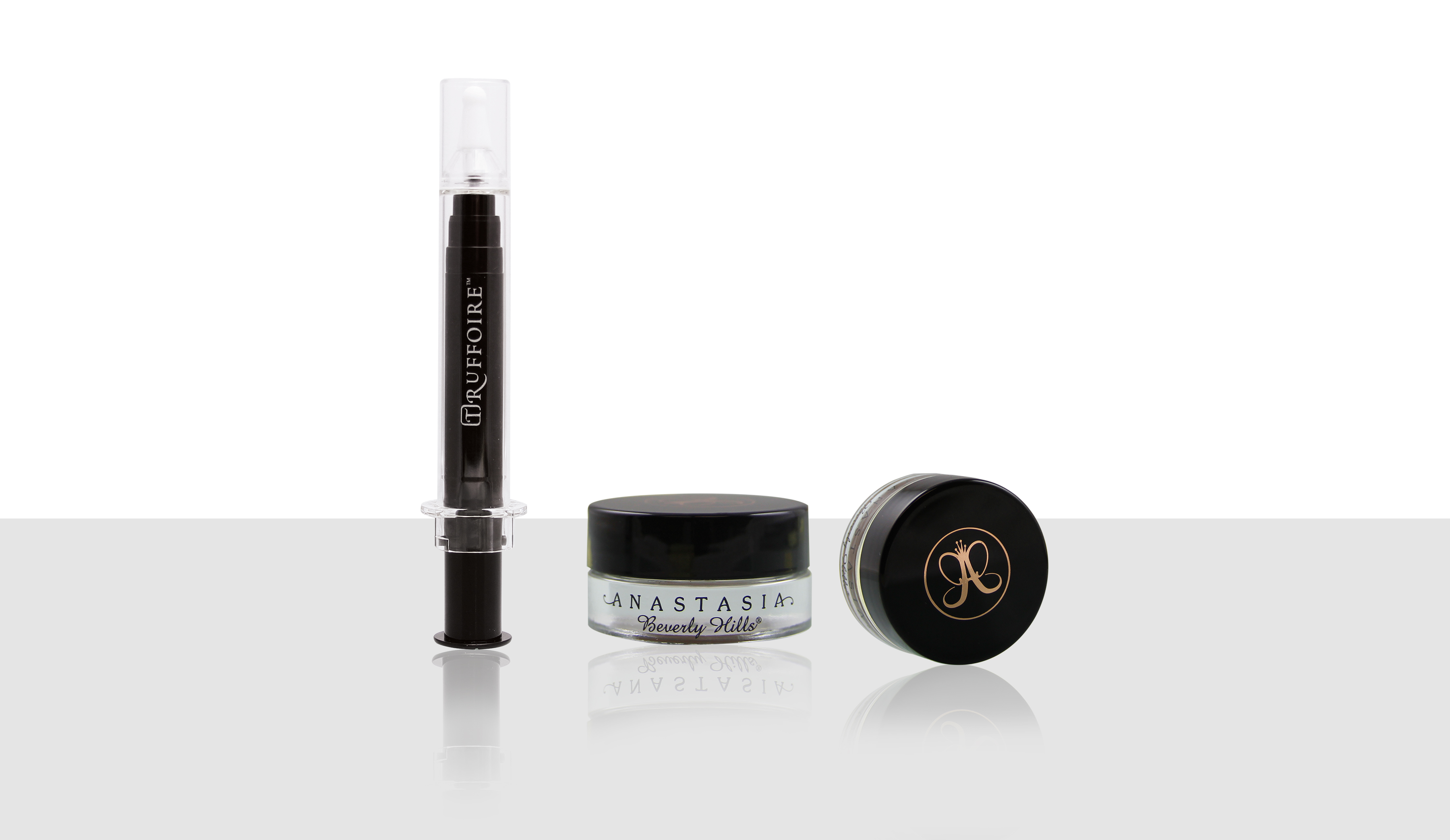 Truffoire Black Truffle Line Filler, Anastasia Beverly Hills DIPBROW Pomade