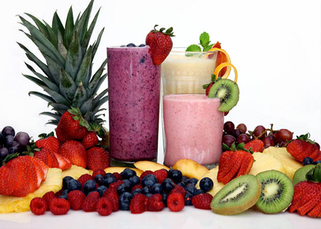 Smoothies for Perfect Skin