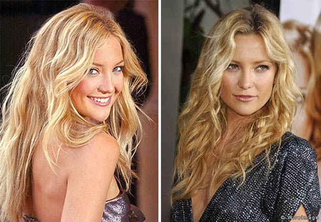 Kate Hudson Blonde Hair