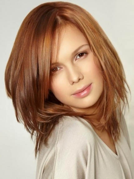 Best Face Slimming Hairstyles for Women