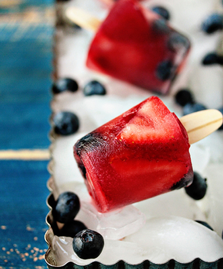 Homemade Popsicles Recipes