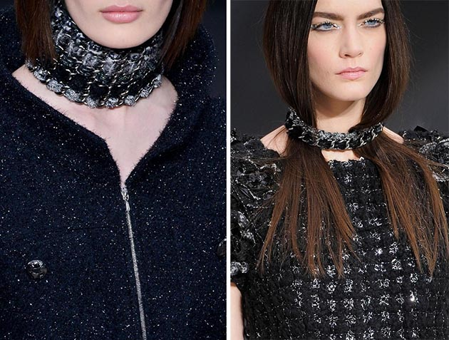 The Trend of Chokers for Fall 2013