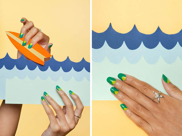 Flirty Summer Nail Art Designs Beautyfrizz