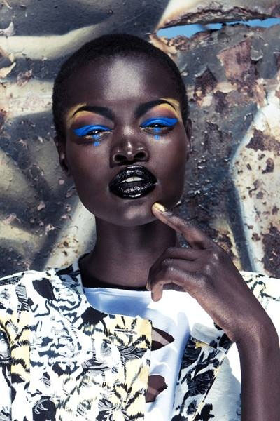 Brilliant Makeup Tips for Very Dark Skin