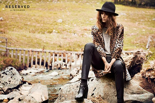 Reserved Fall/Winter 2013-2014 Campaign