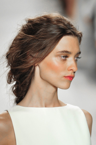 Spring 2014 Hairstyles from New York Fashion Week