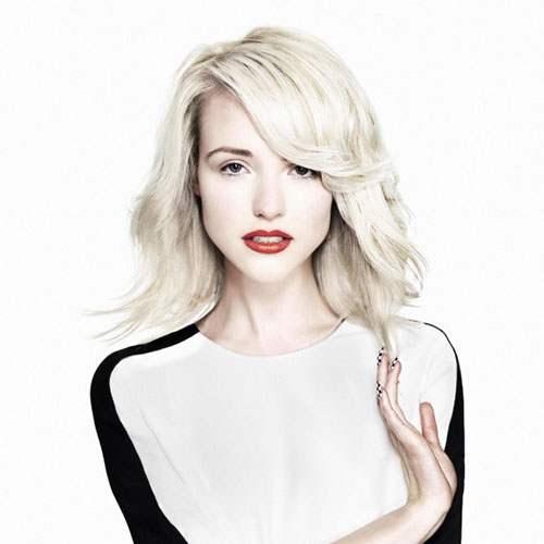 White Blonde Hairstyles that Will Make You Wish to Go Colorless ...