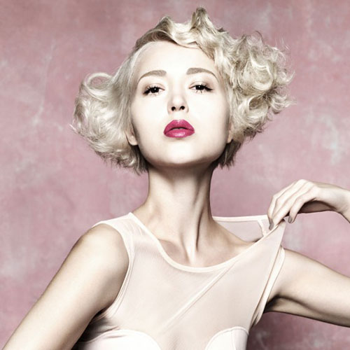 White Blonde Hairstyles that Will Make You Wish to Go Colorless