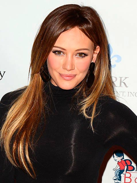 Best Celebrity Ombre Hairstyles