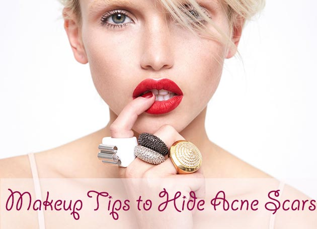 Makeup Tips for Hiding Skin Scars
