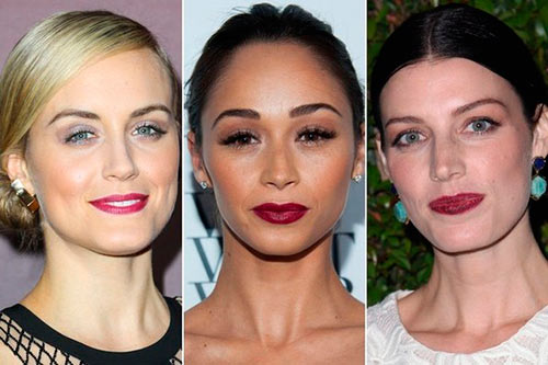 New Beauty Trend: Berry Lips