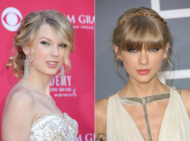 Taylor Swift's Hairstyles