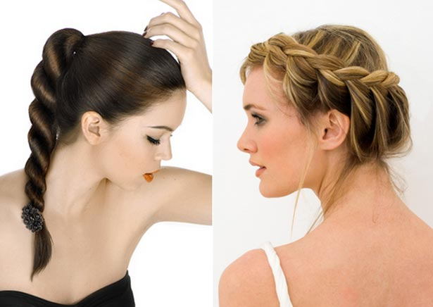 Creative Braided Hairstyles
