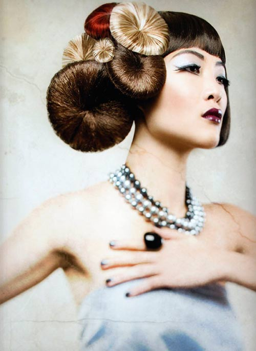 Most Artistic Hairstyles for Women