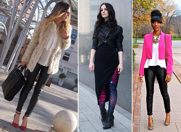 Style Tips for Wearing Leggings