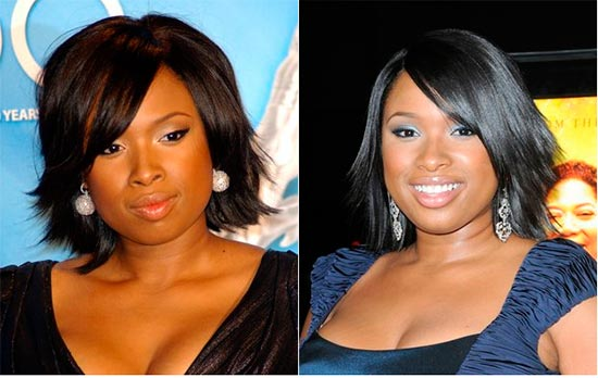 Stylish Black Celebrity Short Hairstyles