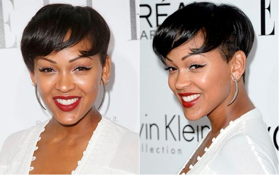 Stylish Black Celebrity Short Hairstyles Beautyfrizz