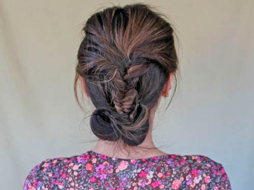 6 Chic Holiday Updos to Fall In Love With