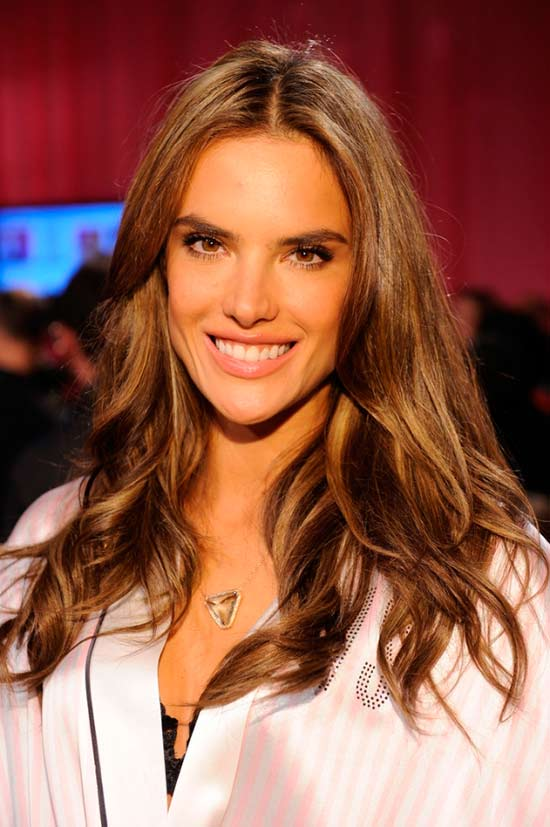 Best Hair Highlights For Olive Skin Tone