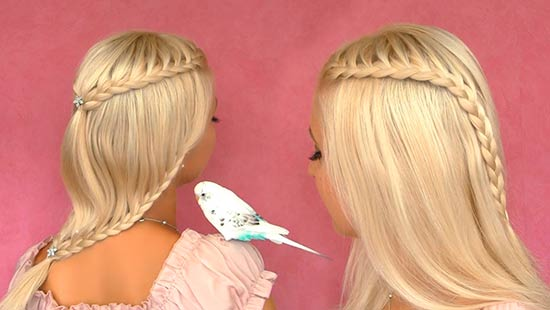 Hairstyle tutorial by Lilith Moon
