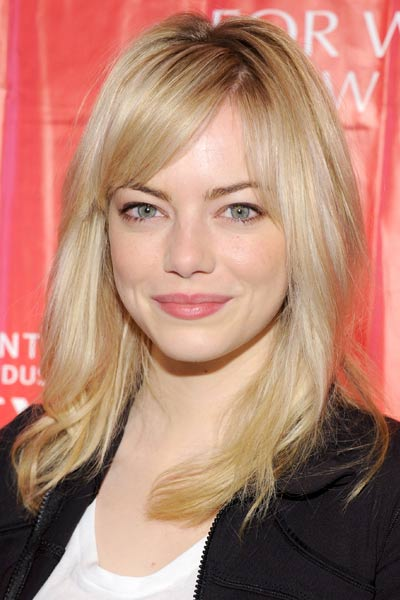 Pretty Women Hairstyles for Square Faces