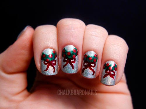 Cool Nail Designs for New Year