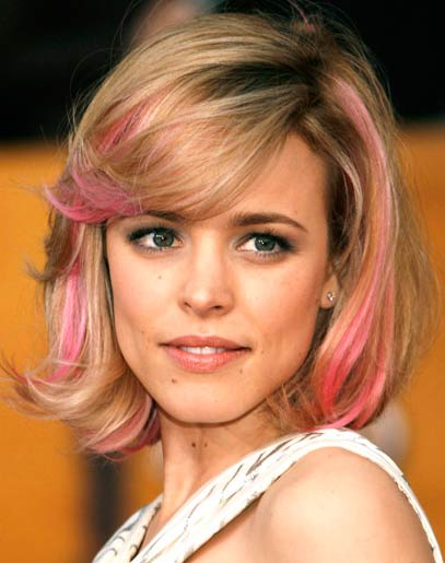 Rachel McAdams Best Hairstyles and Hair Colors