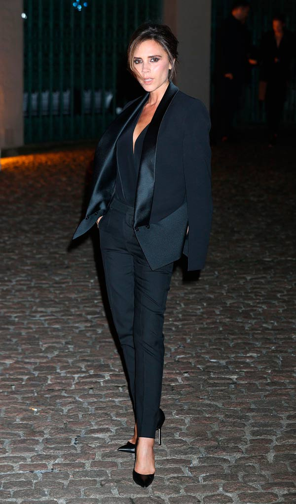 Victoria Beckham's Smart Style Rules
