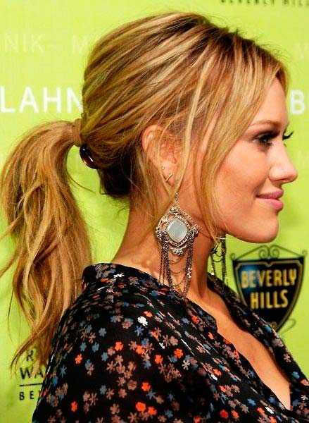 100 Ponytail Hairstyles for All Hair Lengths