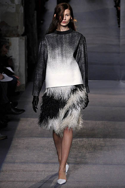 Feathers Fashion Trend for Women