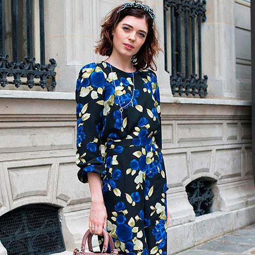 Winter 2013-2014 Floral Print Trends