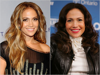 Celebrities Natural Hair Colors