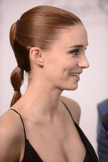 10 Chic Ponytails for Winter