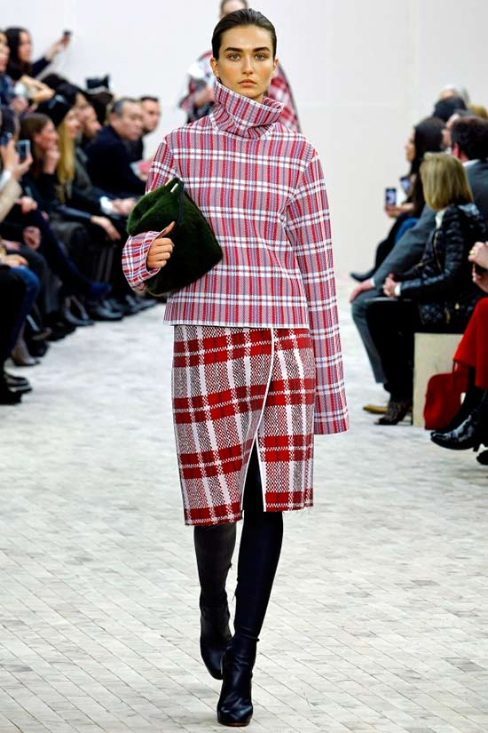 10 Cool Ways to Wear Tartan This Year