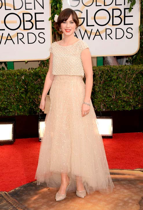 Golden Globes 2014 Best Dressed Celebrities