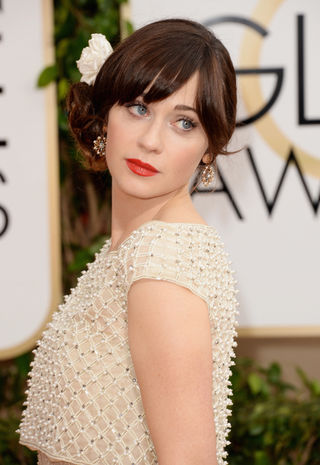 Best Golden Globes 2014 Hair and Makeup Looks