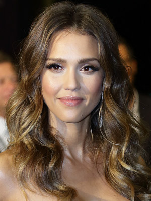 Jessica Alba's Best Hairstyles Ever
