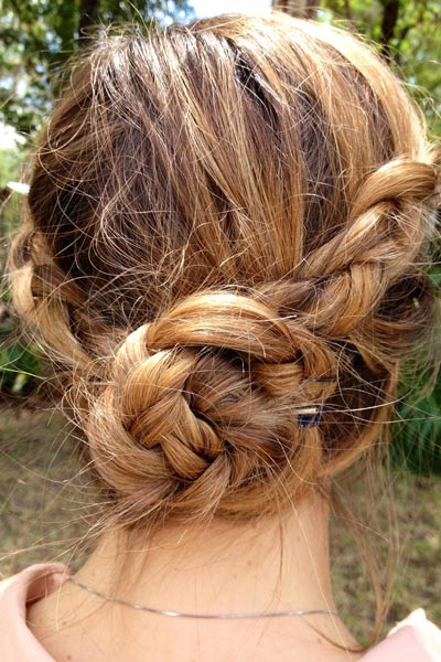 20 Messy Braided Hairstyles to Fall in Love with